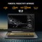 Asus TUF Gaming F15, Core i5-11400H, 8GB RAM, 512GB SSD, Nvidia GeForce RTX 3050 4GB Graphics, 15.6  FHD 144Hz Gaming Laptop, Gray
