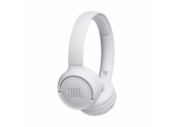 سماعات رأس لاسلكية على الأذن, JBL Tune 500BT.,  أسود