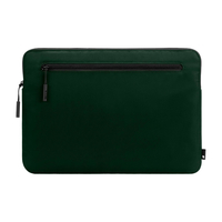 "Incase 13"" Compact Sleeve in Flight Nylon for MacBook Air/pro - Forest Green"