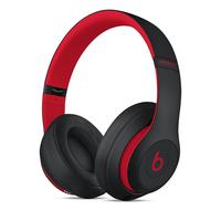 Beats Studio3 Wireless Over-Ear Headphones The Beats Decade Collection, Defiant Black-Red