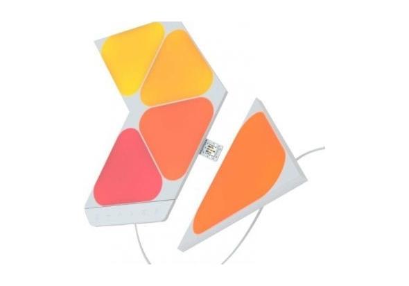 Nanoleaf Triangle Mini Starter Kit W 5 Pack