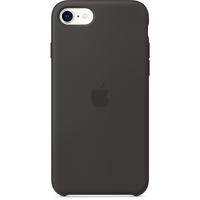 Apple iPhone SE Silicone Case,  Black
