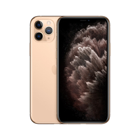 Apple iPhone 11 Pro Smartphone LTE with FaceTime, 64 GB,  Gold
