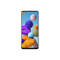 Samsung Galaxy A21s 128GB Smartphone LTE,  White