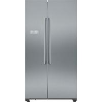 Siemens KA93NVL30M Side by Side Refrigerator, 616 L
