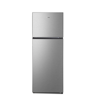 Hisense A+ Top Mount Refrigerator - 599 LTR S. Steel Finish with deodorizing filter, Stainless Steel