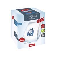 Miele Allergy XL HyClean 3D GN dustbags (8 bags, 1 HEPA filter)