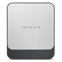 Seagate Fast SSD 2TB External Solid State Drive Portable