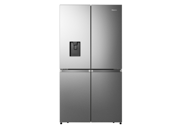 Hisense A+ + French door Refrigerator/749L/Inverter Compressor/Dual-tech Cooling/My Fresh Choice, Stainless Steel