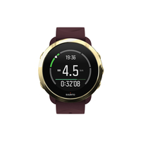 Suunto 3 G1 Fitness Smart Watch, Burgundy