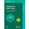Kaspersky KAV2PCRT2019 AntiVirus 1+ 1 User