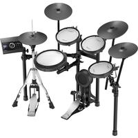 Roland TD-17KVX+ MDS-COM Drums Electonic Drum Kit, Black