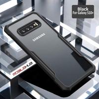 Xundo S10PBBC Phone Case for Samsung S10+ , Black