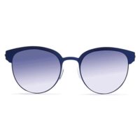Osse S20C4212 Green Tinted Clubmaster Sunglasses