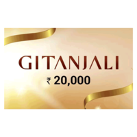 Gitanjali Gift Voucher, 5000