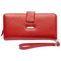 Rhysetta M023 Ladies Wallet,  red