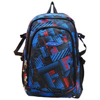 Rhysetta DBP-10 Backpack,  blue