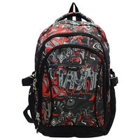 Rhysetta DBP-9 Backpack,  red