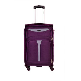 Rhysetta Karman 20  Luggage Trolley,  purple