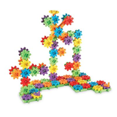 Learning Resources Gears Super Set