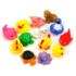 Lovely Baby Kuhu Creations Baby Swimming 13 Pcs Sounding Bath Toy, 0   4 years