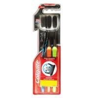 Colgate SlimSoft Charcoal Toothbrush (Soft)
