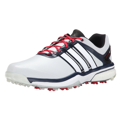 Adidas Men s adiPower Boost 2 Wide Spiked Golf Shoes - Grey, uk 8.5,  grey