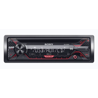 Sony 1200U Car Stereo (Single Din)