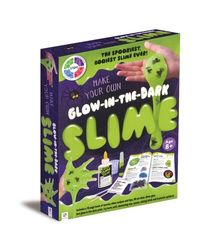 Make Your Own Glow-In-The Dark Slime, na