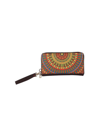 Wallets And Clutches: W08-77Y, multicolour, multicolour