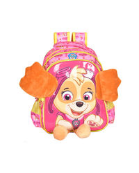 Skye 3D Pink School Bag 36 cm