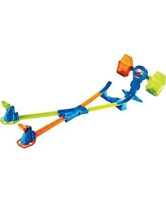 Hot Wheels Balance Breakout Trackset, Age 4+