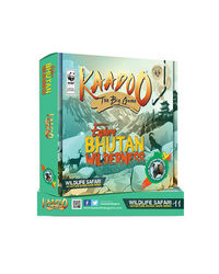 Kaadoo Board Game Bhutan Edition, Age 6+
