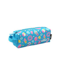 Smily Kiddos - Fantasy Carrying Pencil Case - Light Blue, light blue