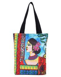Tote Bag: 150-35, multicolour