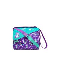 Fancy Shoulder Bag Purple