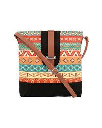 Sling Bag: S14-70, black, black