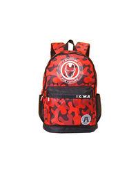 Iron Man Camo School Bag 48 cm