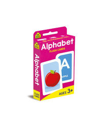 Alphabet Flash Cards, na