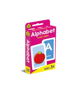 Alphabet Flash Cards, na