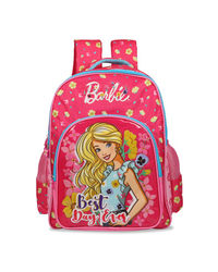 Barbie Best Day Ever Pink School Bag 36 cm