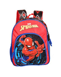Spiderman Red & Blue School Bag 30 cm