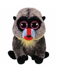TY Soft Toys: Wasabi - Baboon, AGE 3+