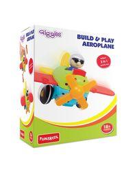 Giggles: Build & Play Aeroplan