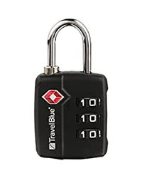 Travel Blue Tsa Combination Lock Padlock