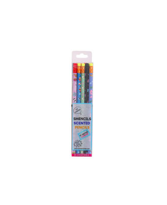 Hamster London Scented Pencil Set Of 10