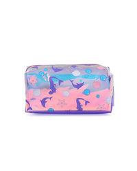 Hamster London Rectangle Pouch Mermaid