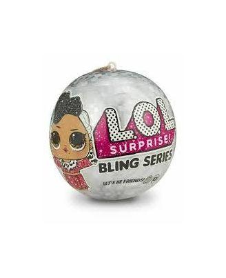 Lol Surprise Dolls Bling Series, Age 3+