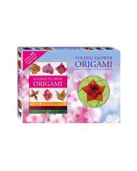 Folded Flower Origami, multi