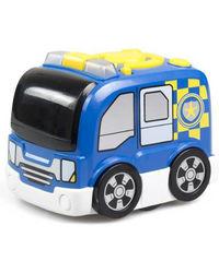 Silverlit: Program Me Police Car, Age 8+